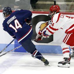 UConn Men's Hockey @ BU Terriers - 10/20/17