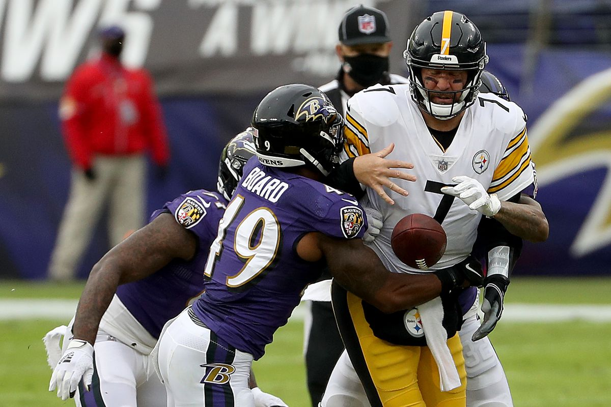 5 Takeaways From The Ravens 24 28 Loss To The Steelers Baltimore Beatdown