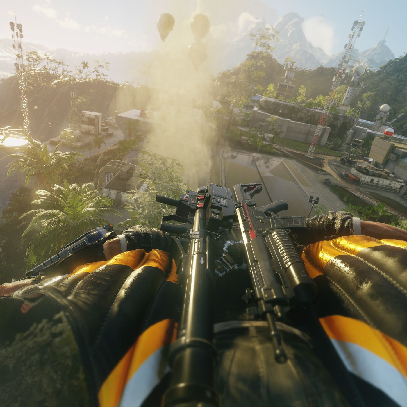 Just Cause 4 Review A Tired Retread Of Old Ideas Polygon