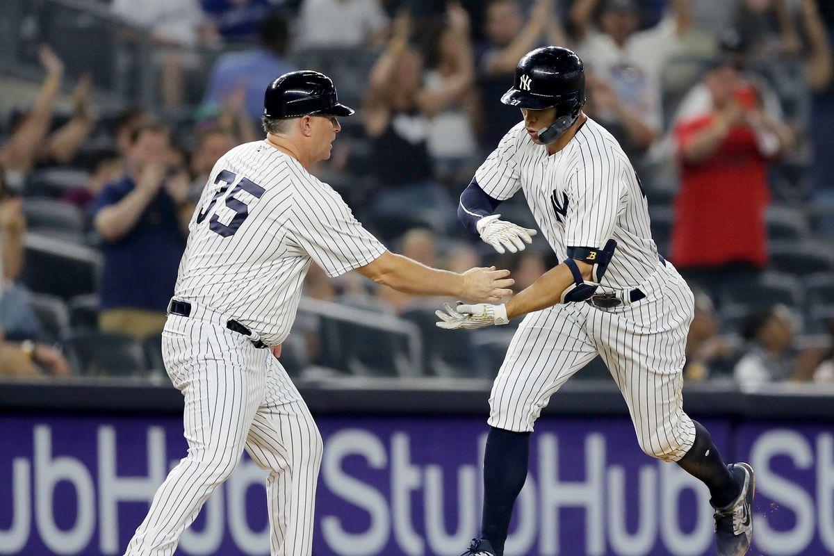 Tornoto Blue Jays v New York Yankees