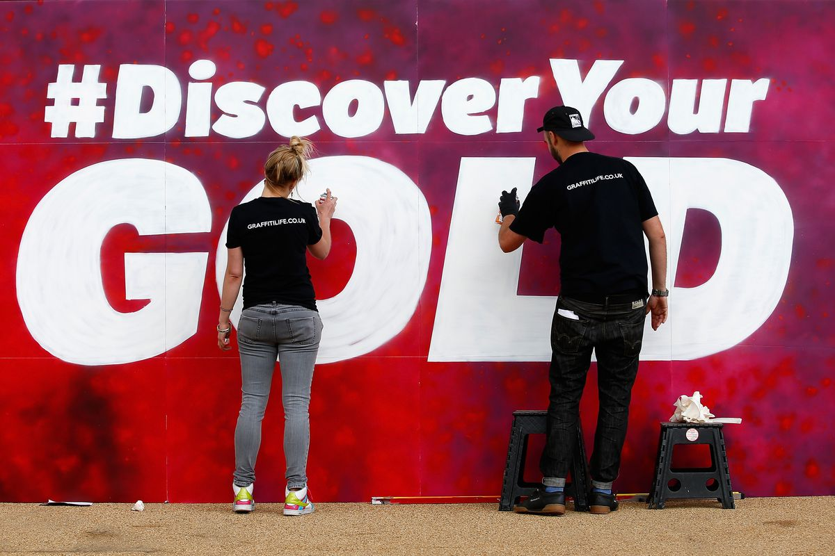 Discover Your Gold Launch