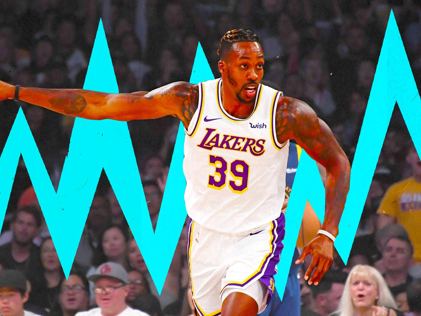 Dwight Howard and the Lakers' support cast are a shocking success ...