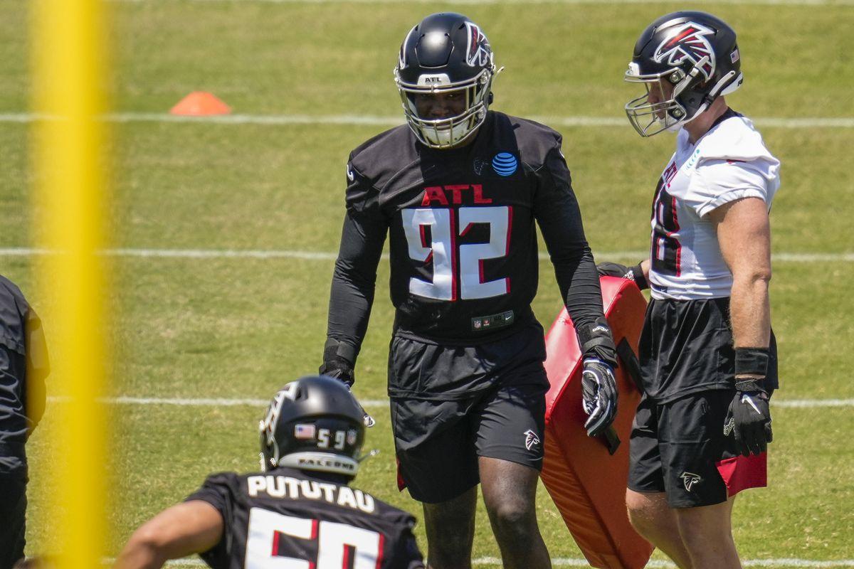 NFL: Atlanta Falcons Rookie Minicamp