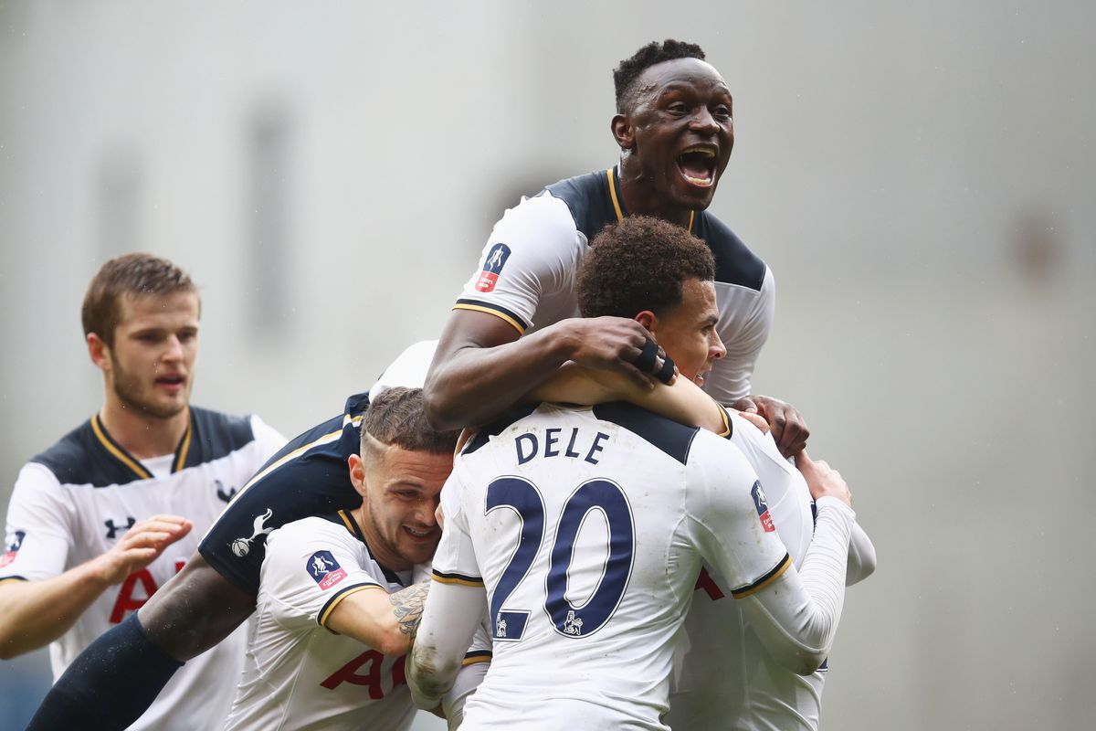 Victor Wanyama started slow but turned into one of Tottenham s