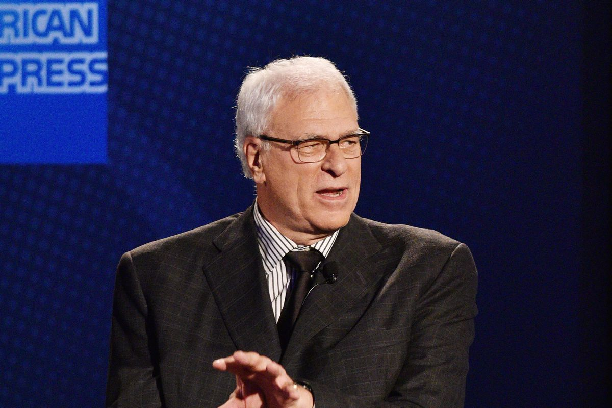 American Express Teams Up With Shaquille O'Neal and Phil Jackson at the Altman Building In New York City