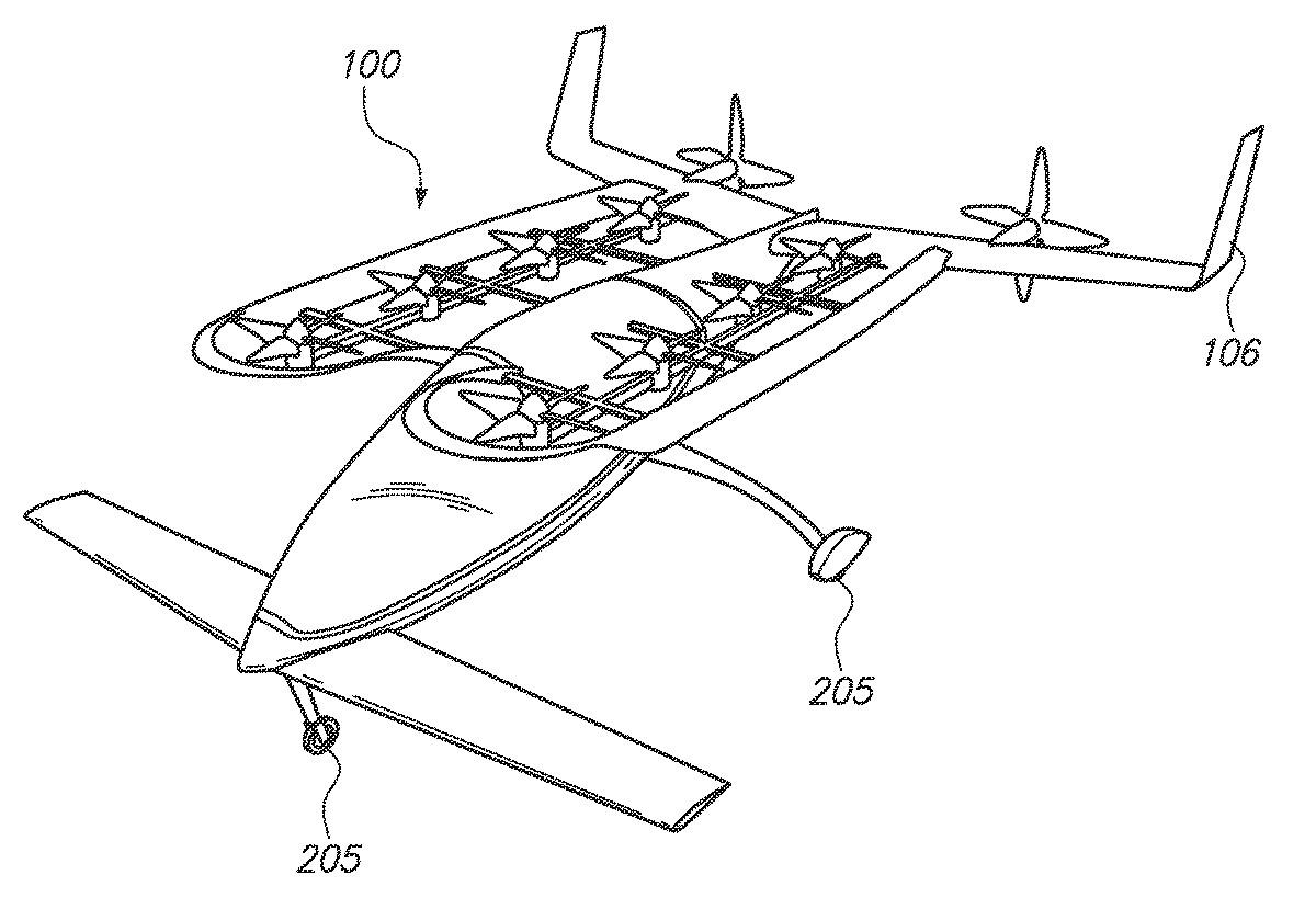 Le Kitty Hawk Flyer - Cet aéroglisseur n'est que le début de l'innovation dans les voitures volantes