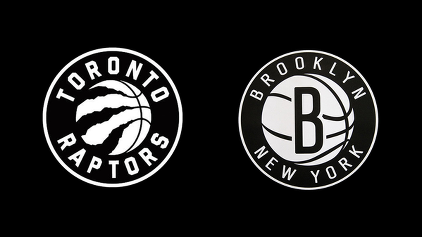 Brooklyn Nets Fans Does The New Toronto Raptors Logo Look Familiar To You Netsdaily