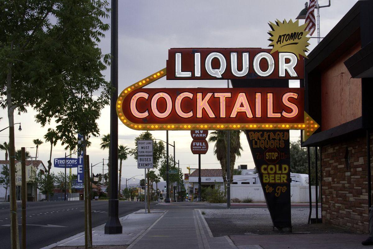 Atomic Liquors