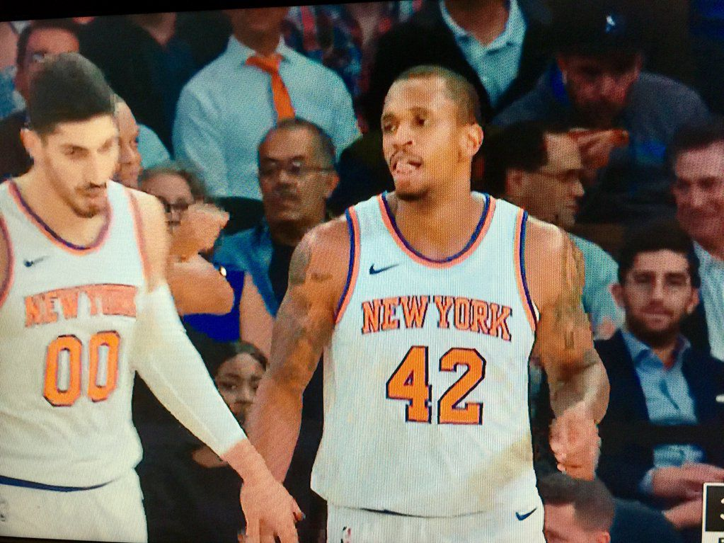 9437660d And here are some images from the New York Knickerbockers' official Twitter  account, if you need more visual evidence: