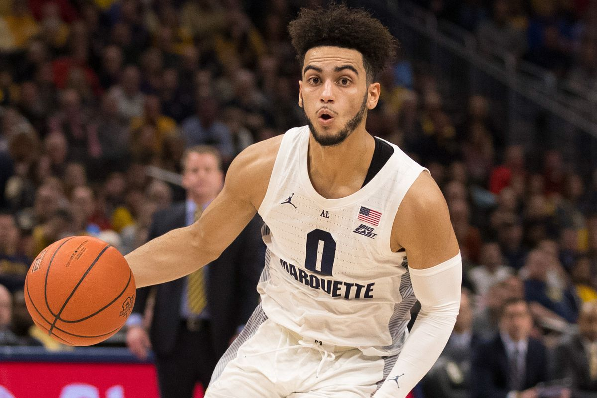 NCAA Basketball: Wisconsin at Marquette