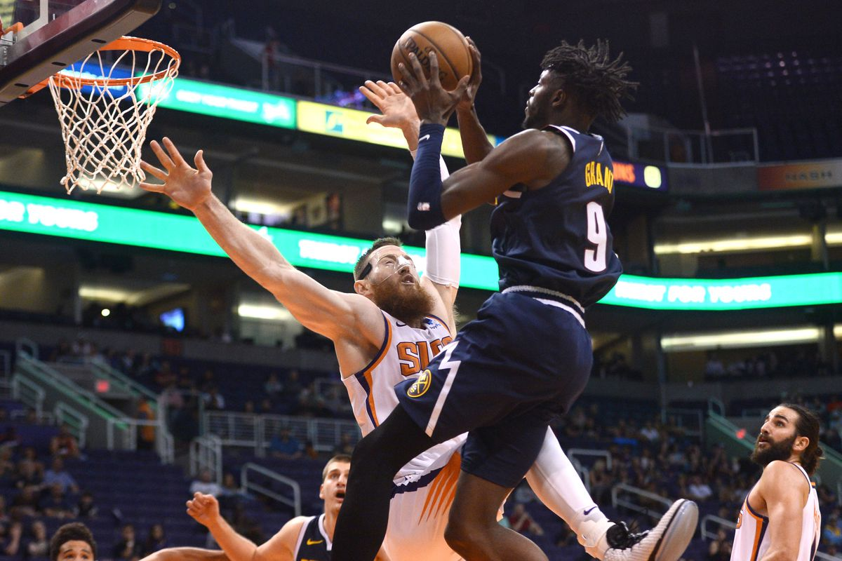 Watch: Jerami Grant scores 22 efficient points in Nuggets win over Phoenix Suns