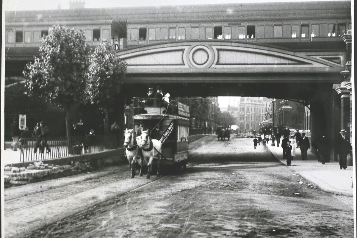 Electrification of the Trams In Portsmouth
