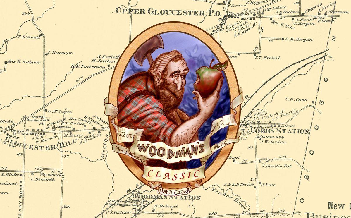 Woodman's Hard Cider