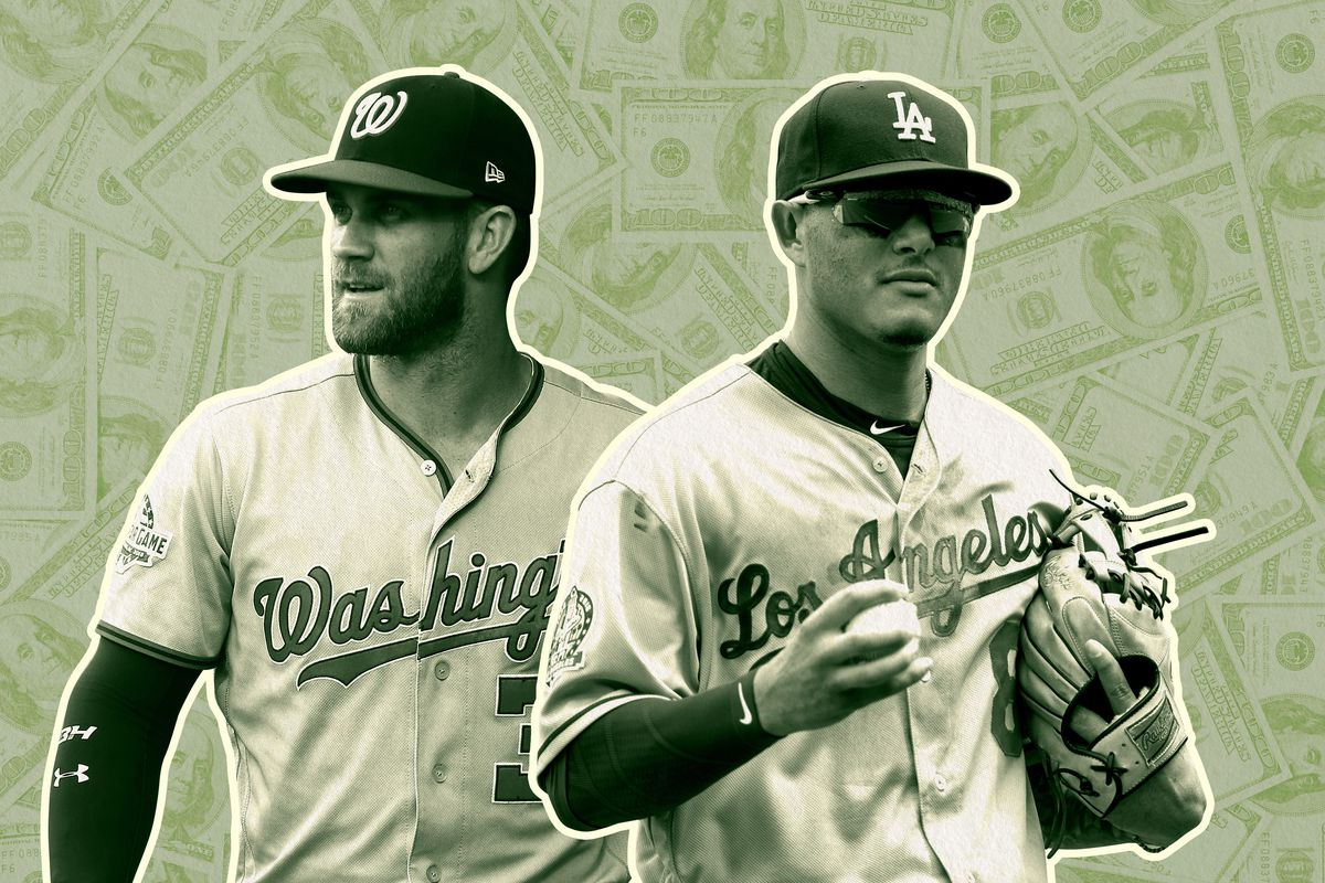 7fc258964 No Team Should Be Worried About Overpaying Manny Machado or Bryce Harper