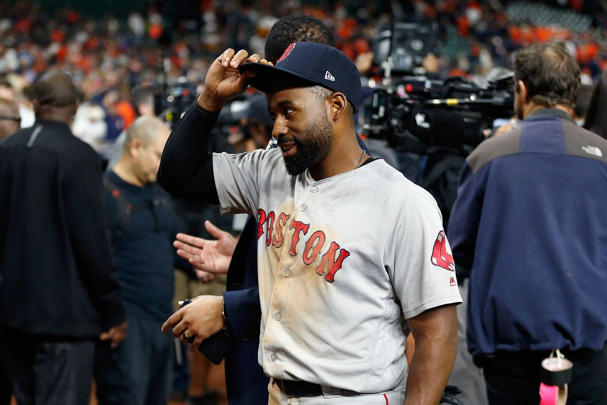 ALCS 2018: Jackie Bradley Jr  wins series MVP for Red Sox - SBNation com