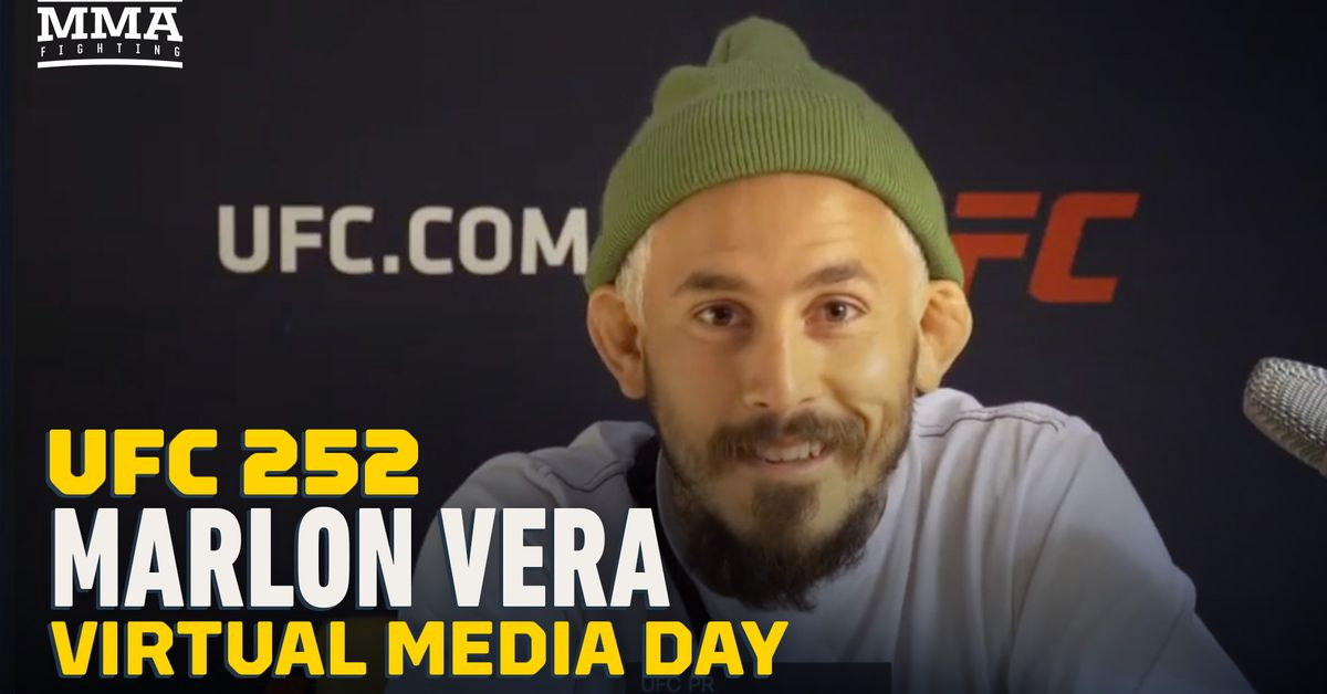 UFC 252 video: Marlon Vera downplays rivalry with Sean O'Malley: 'It's just part of the business'