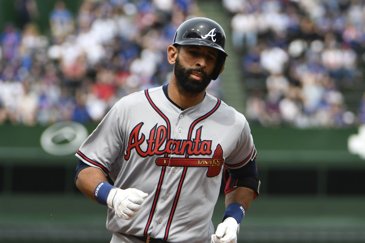 Image result for bautista braves