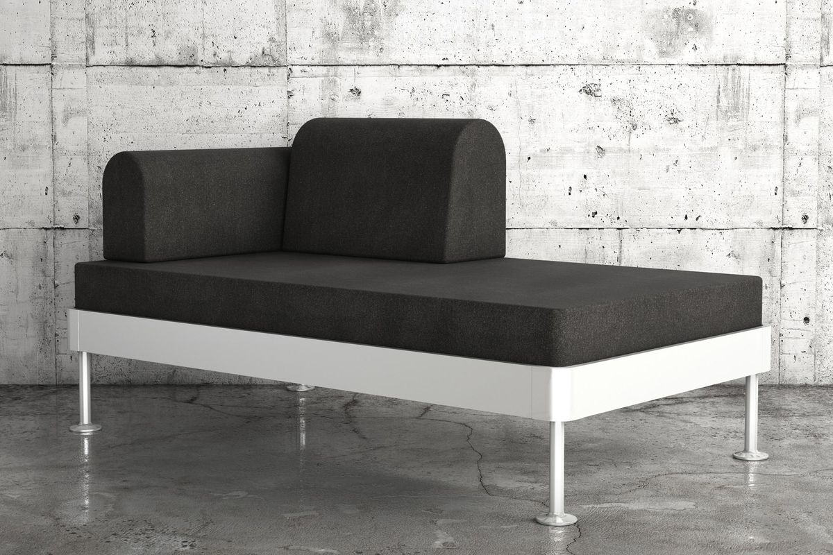 ikea s hackable sofa bed will debut at milan design week curbed. Black Bedroom Furniture Sets. Home Design Ideas
