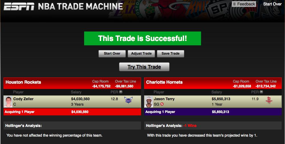 Trade #3