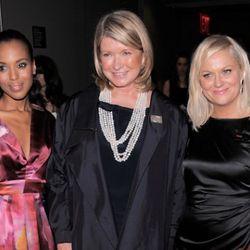 Kerry Wasington, Martha Stewart, Amy Poehler