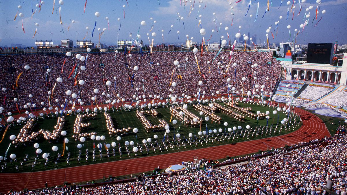 How Los Angeles Paid For The 1984 Olympics Curbed