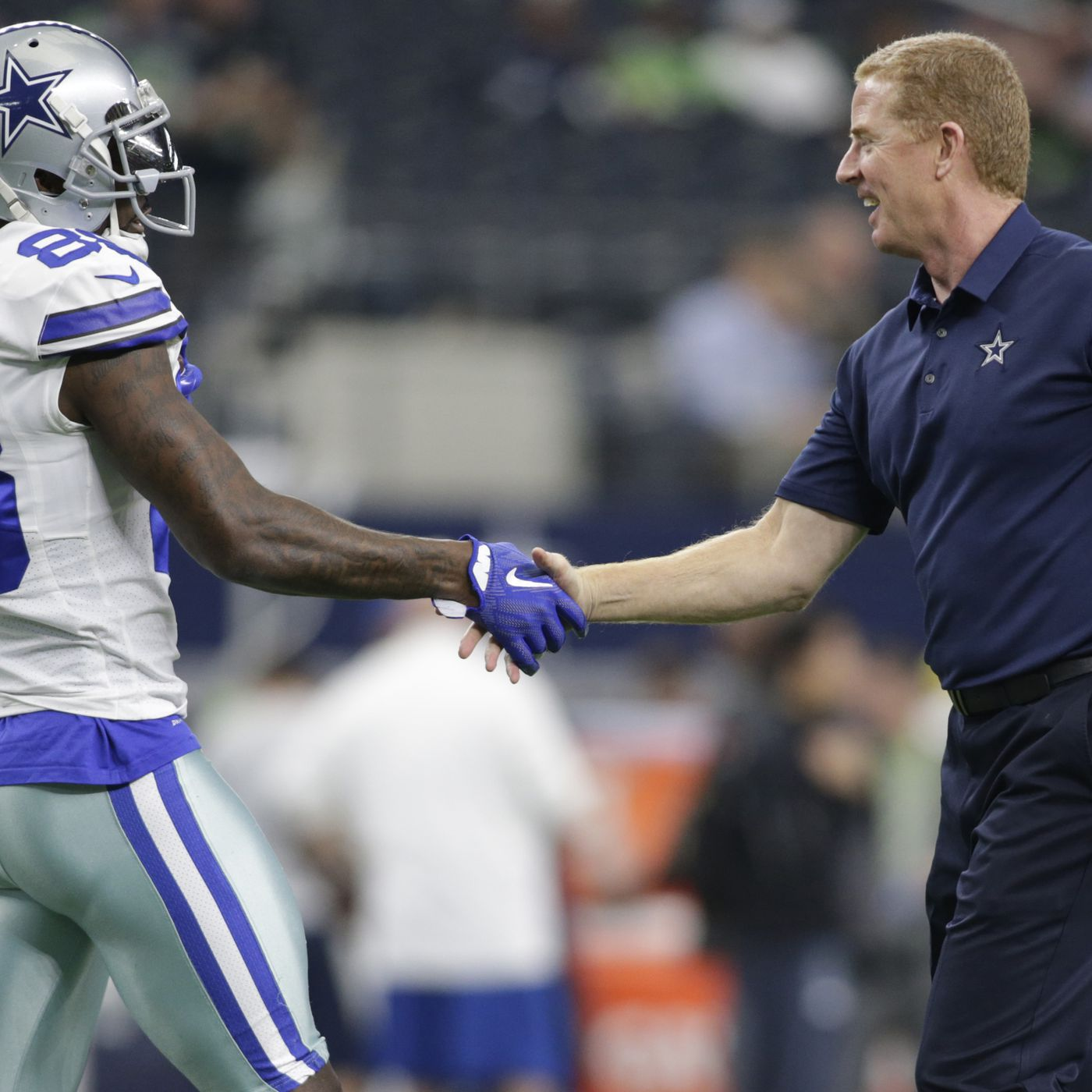 Cowboys News Jason Garrett And Staff To Visit Alabama S Pro