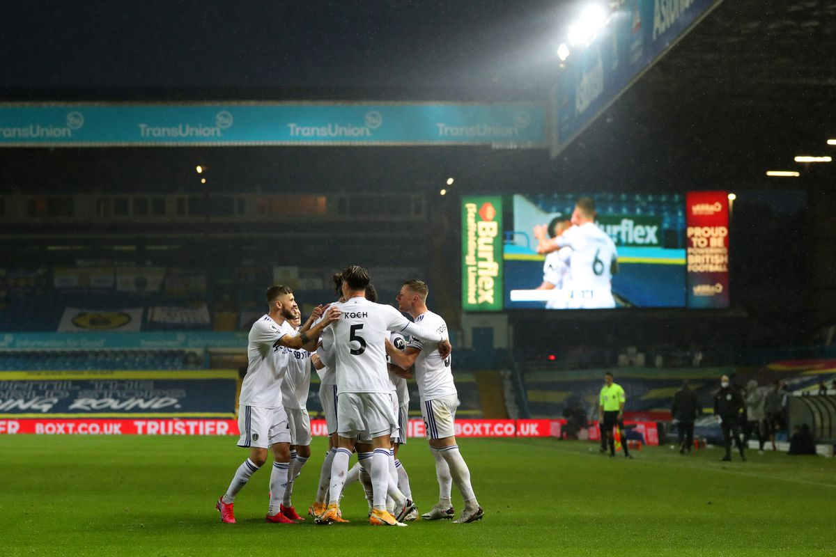 Leeds Player Ratings Leeds Man City An Incredible Match With Two Teams Going For It All Match Through It All Together