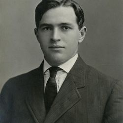 Fred C. Parker served in the LDS Church's British Mission.