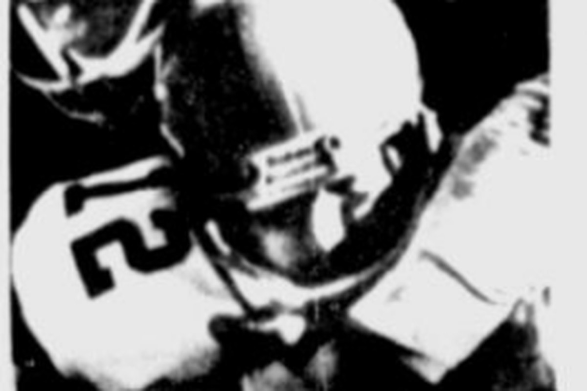 In 1976, Tech defeated Notre Dame 23-14 without completing a pass.