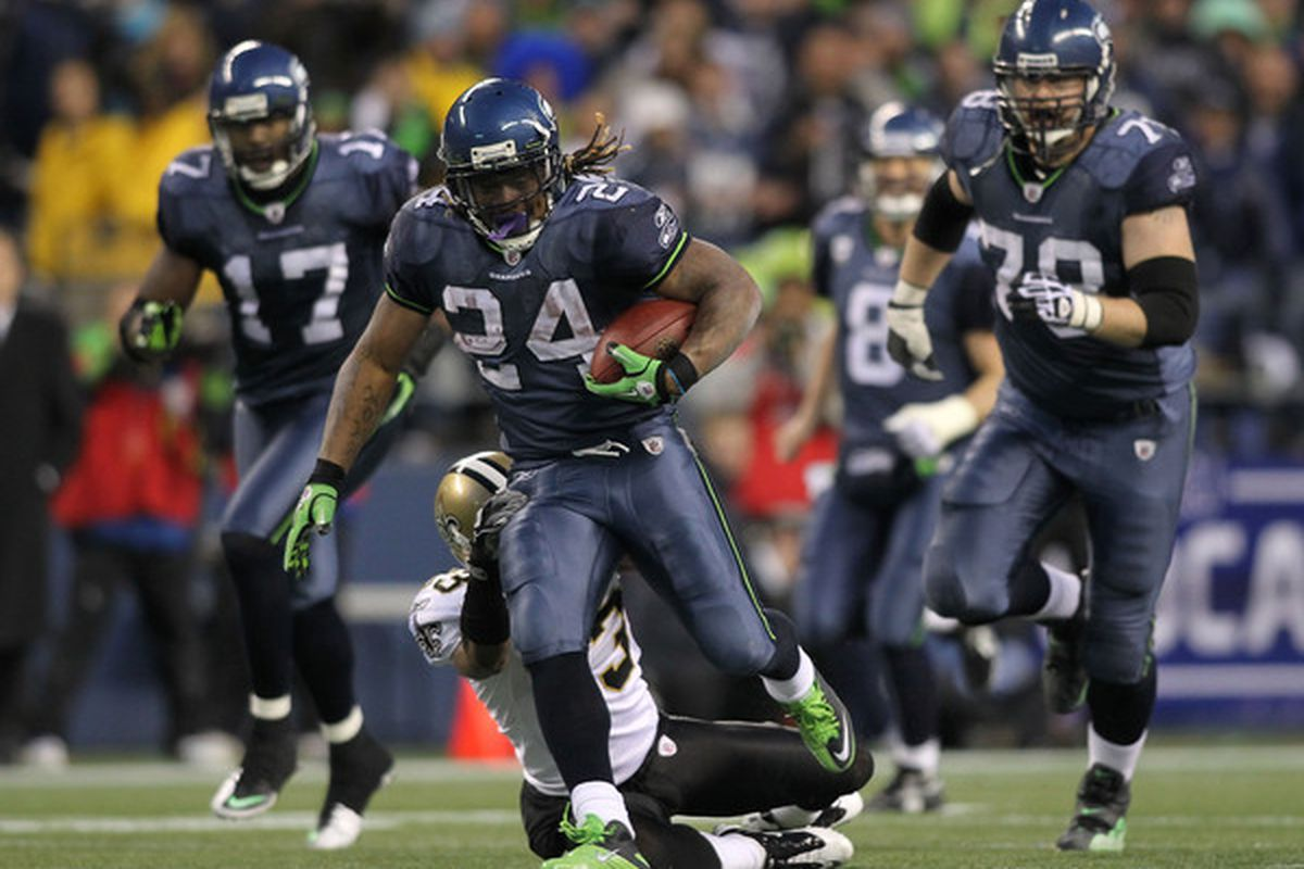 Open Thread New Orleans Saints At Seattle Seahawks