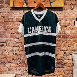 <b>L'America</b> jersey, $139