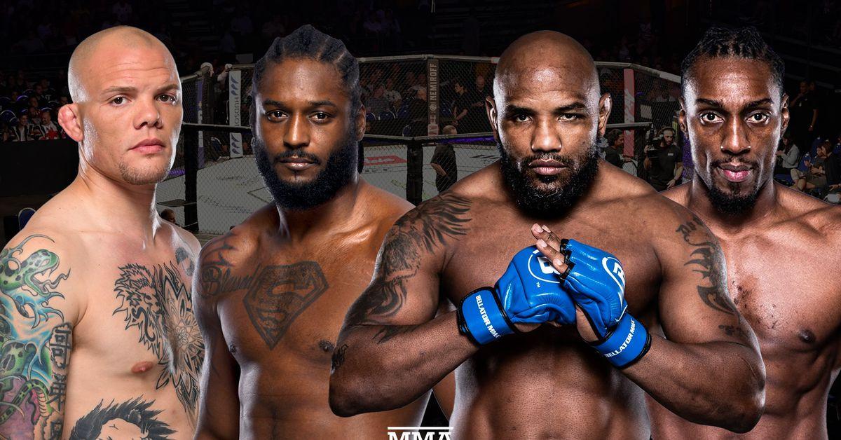 Video: UFC Vegas 37 & Bellator 266 preview show