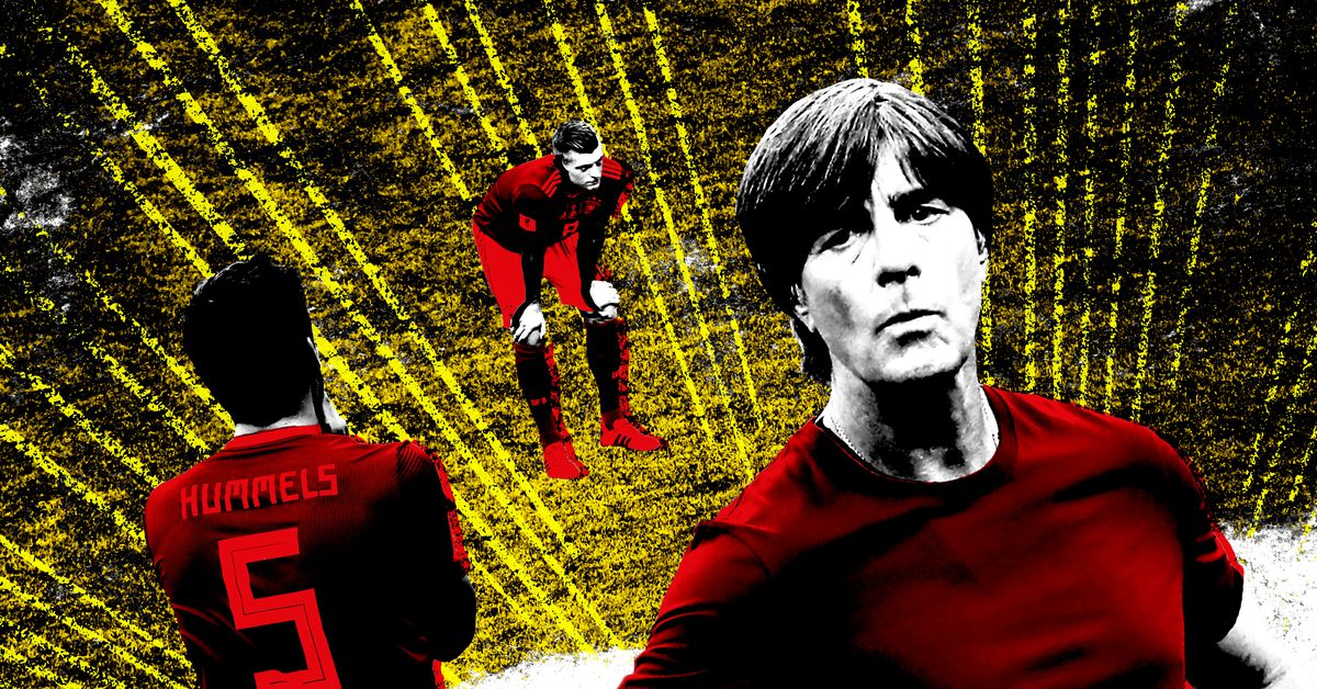 69a91a17a1f The Anatomy of Germany's World Cup Disaster - The Ringer