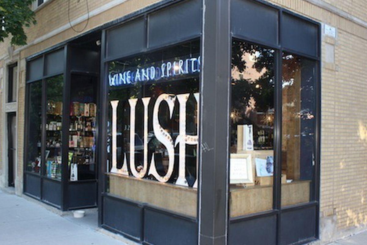 Lush in Roscoe Village