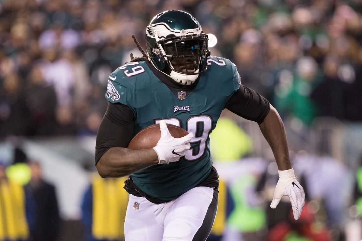 """uk availability 514ae 0d3cc Eagles News: LeGarrette Blount is in """"straight enemy mode ..."""