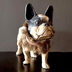 """<b>Hudson</b> Marcel French Bulldog Bobble Head Figurine, <a href=""""http://hudsonboston.com/collections/accessories/products/marcel"""">$150</a>"""