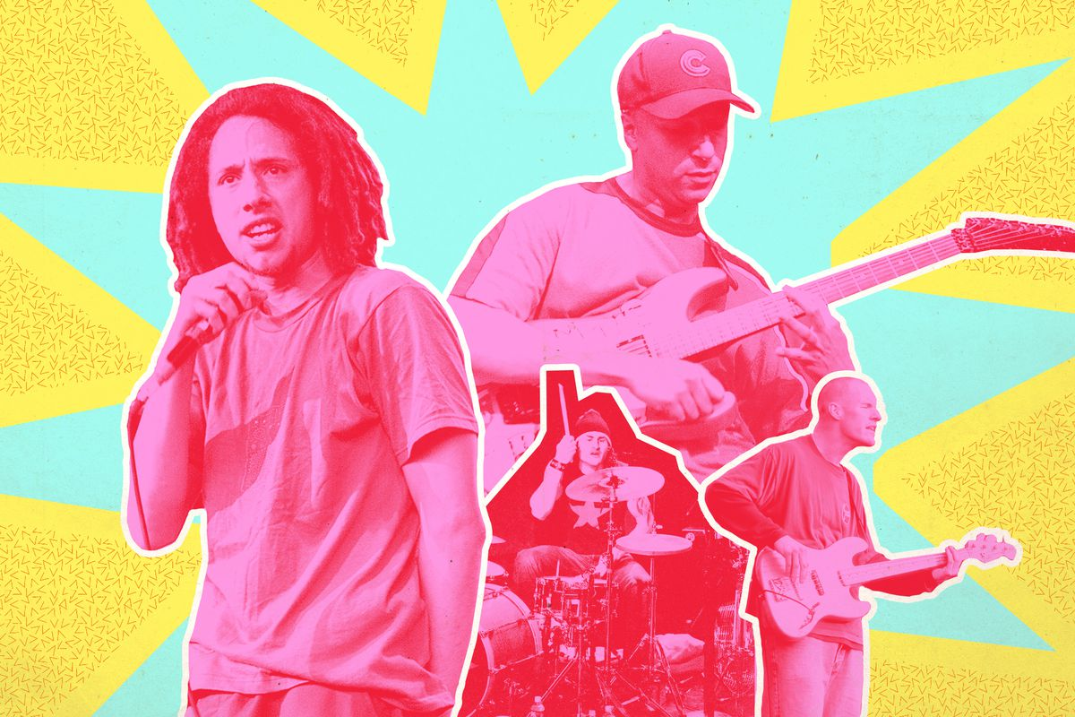 Rage Against the Machine's 'The Battle of Los Angeles' Is 20