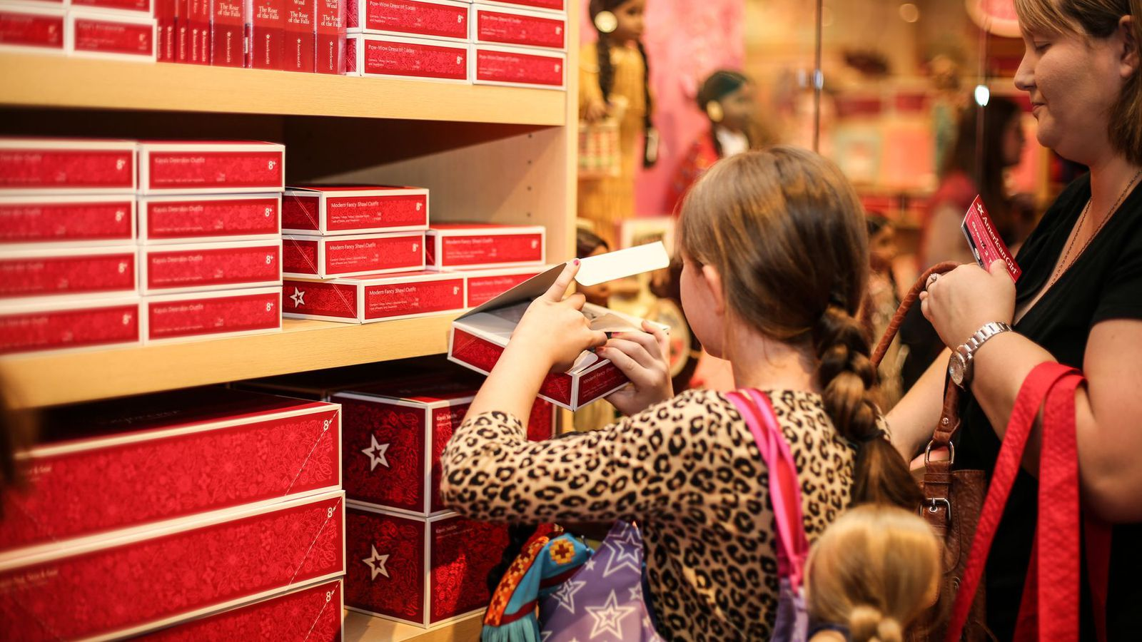 American Girl Is Debuting The Store Of The Future
