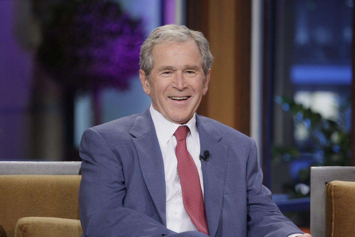 George W. Bush in 2013