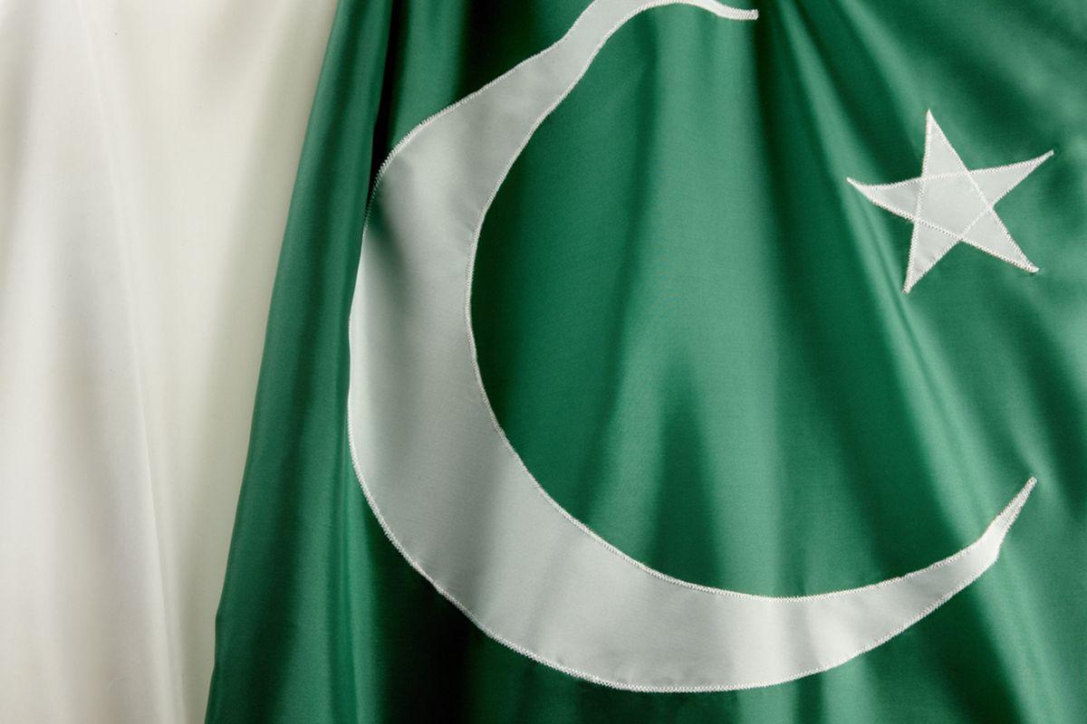 SHUTTERSTOCK pakistani flag