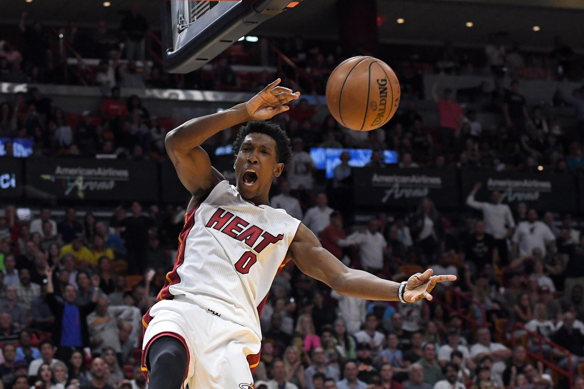 Heat's Josh Richardson agrees to 4-year, $42 million extension