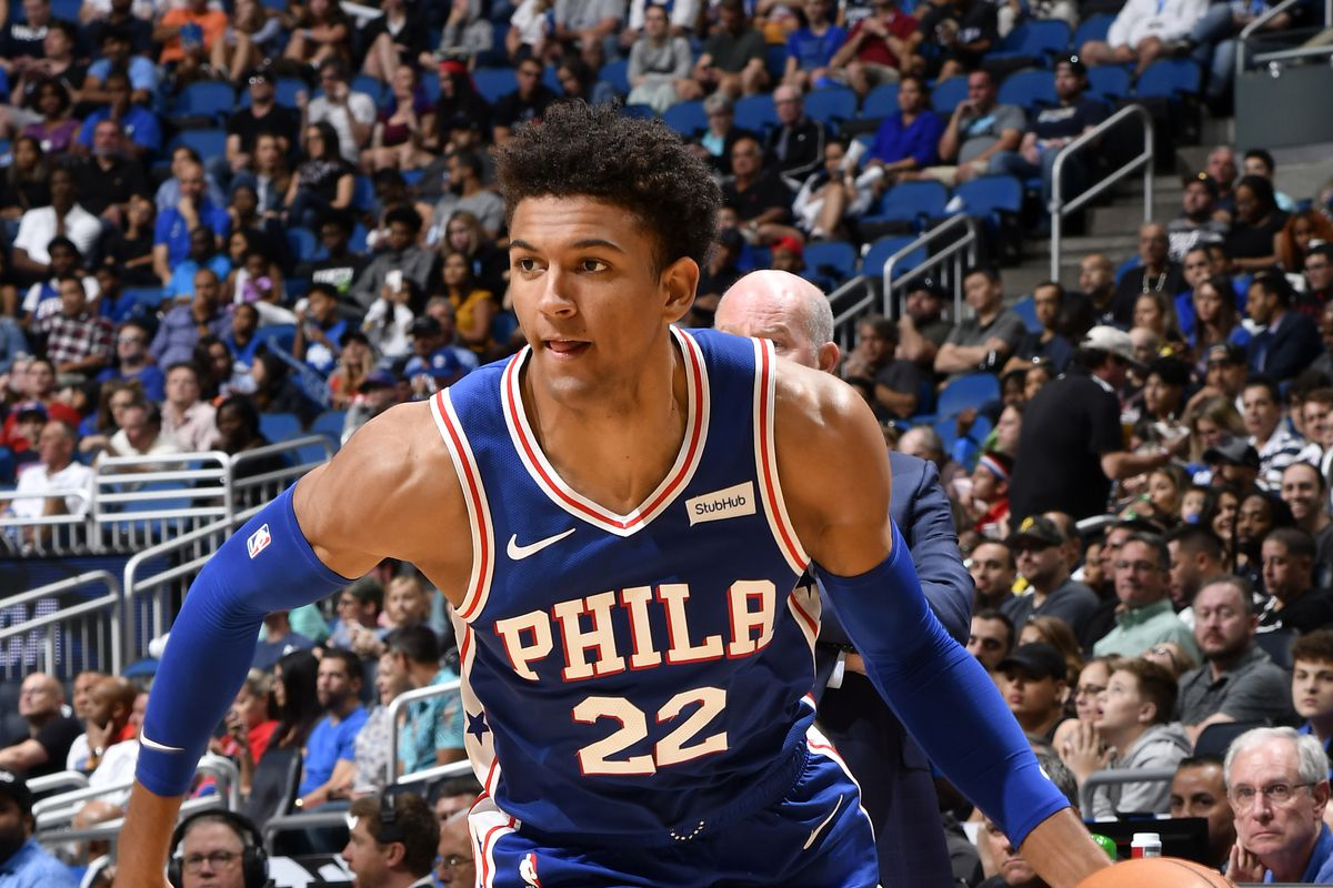 3 observations from Sixers vs. Pistons, including Thybulle-Embiid DHO