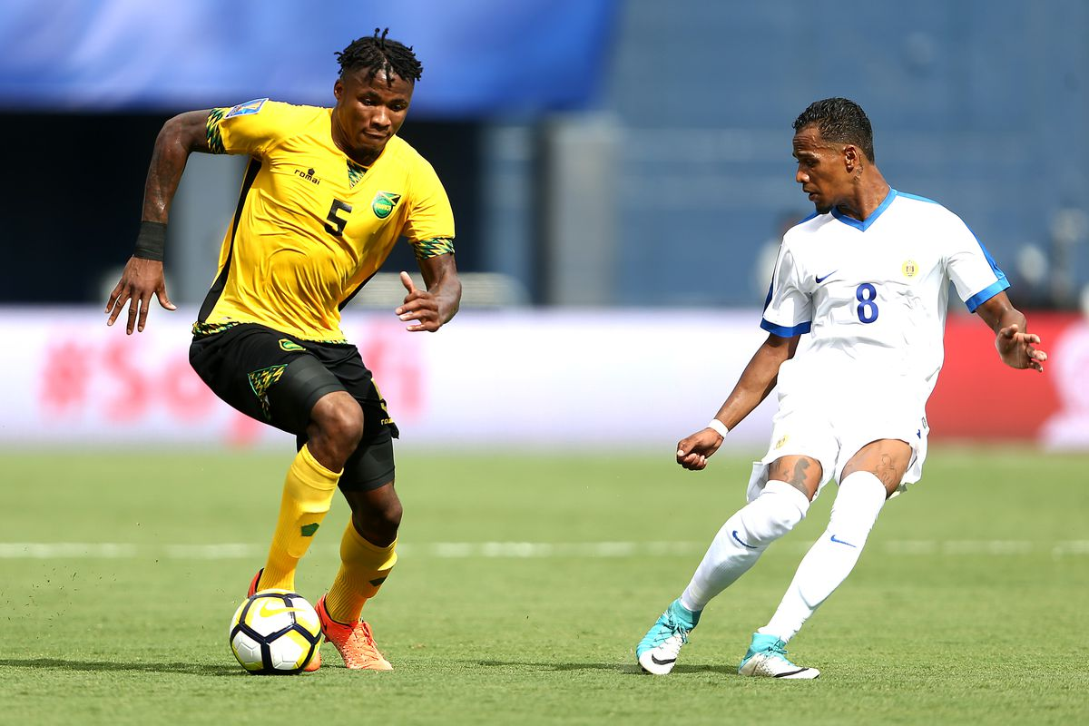 Curacao v Jamaica: Group C - 2017 CONCACAF Gold Cup
