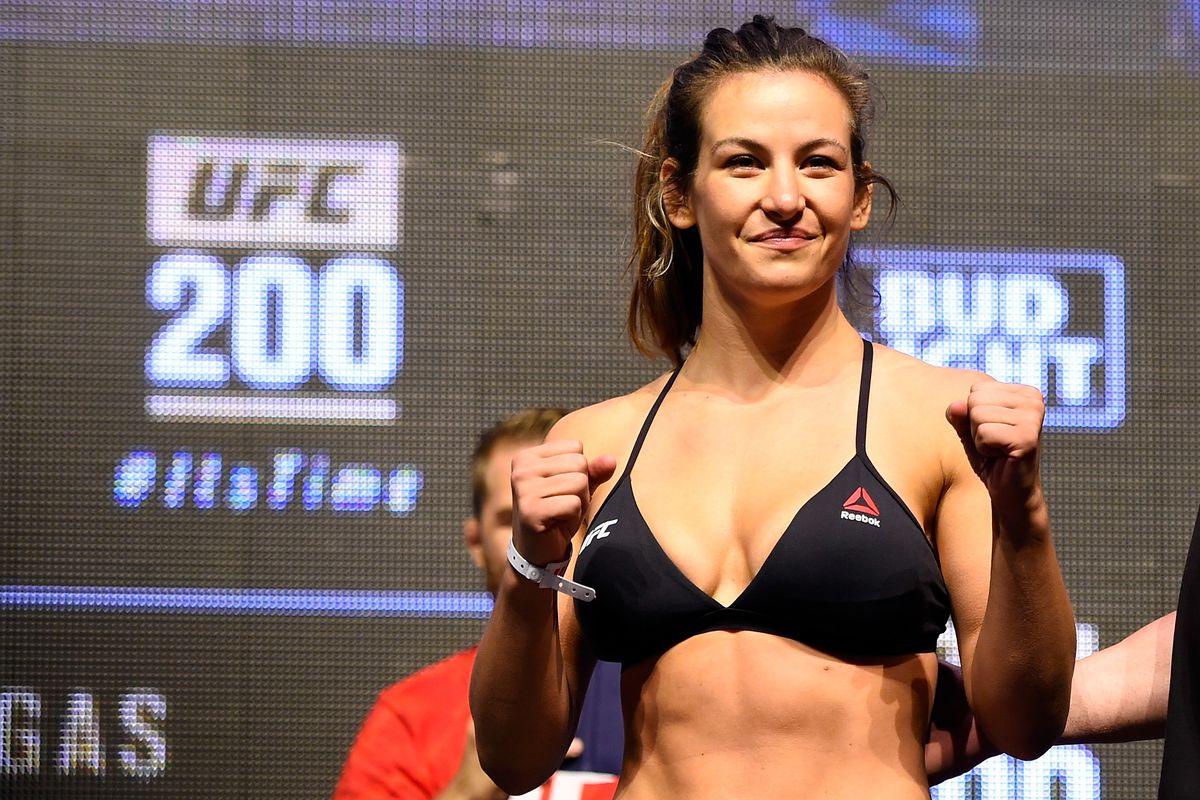 UFC 200 Weigh-in