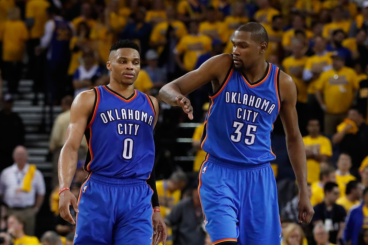 430390e5accb Christian Petersen Getty Images. Kevin Durant has left the Thunder.  Unfortunately for Oklahoma City ...