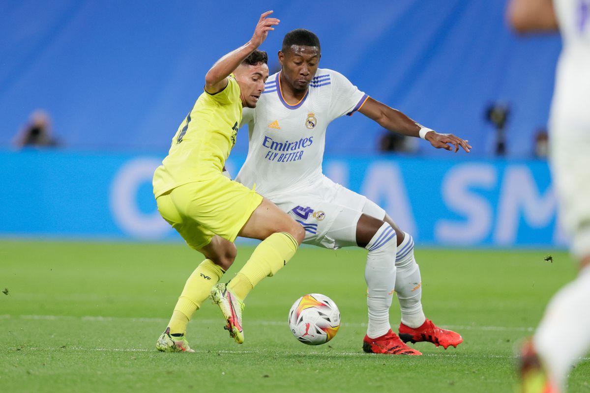 Real Madrid v Villarreal - La Liga Santander