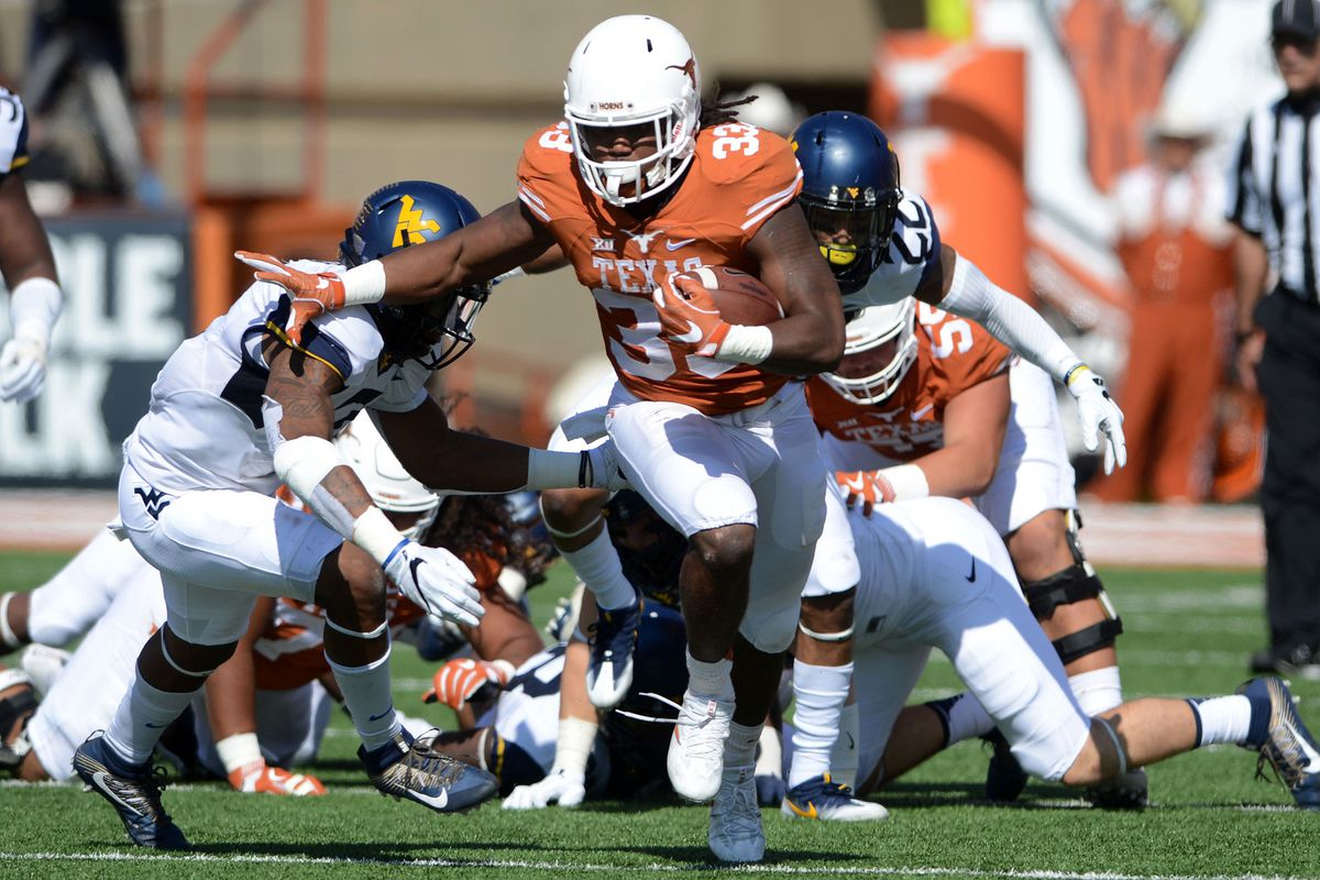 D'Onta Foreman (GettyImages)