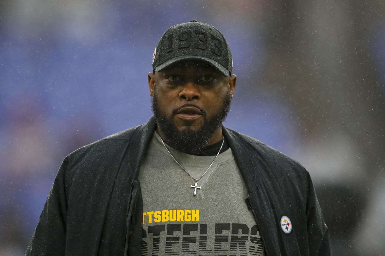 1196922829.jpg.0 - This Mike Tomlin quote is so bad, and makes so little sense that it's art