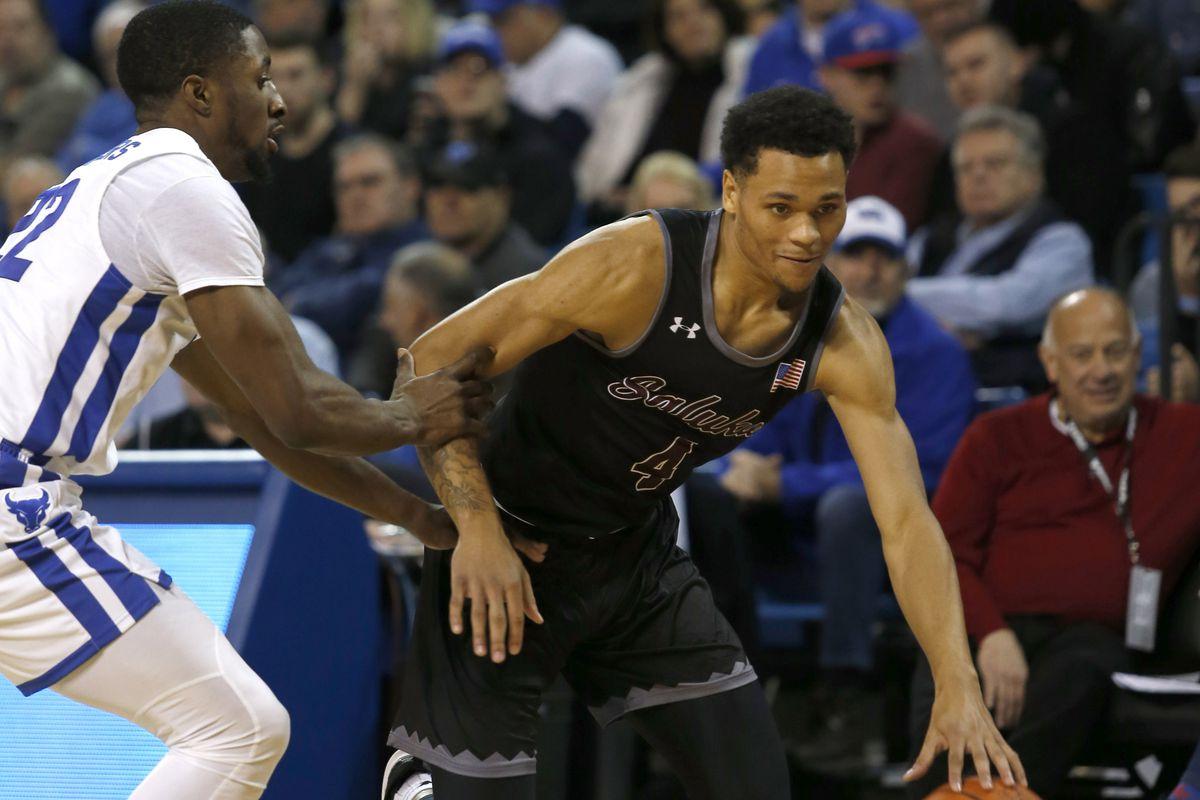 NCAA Basketball: Southern Illinois at Buffalo