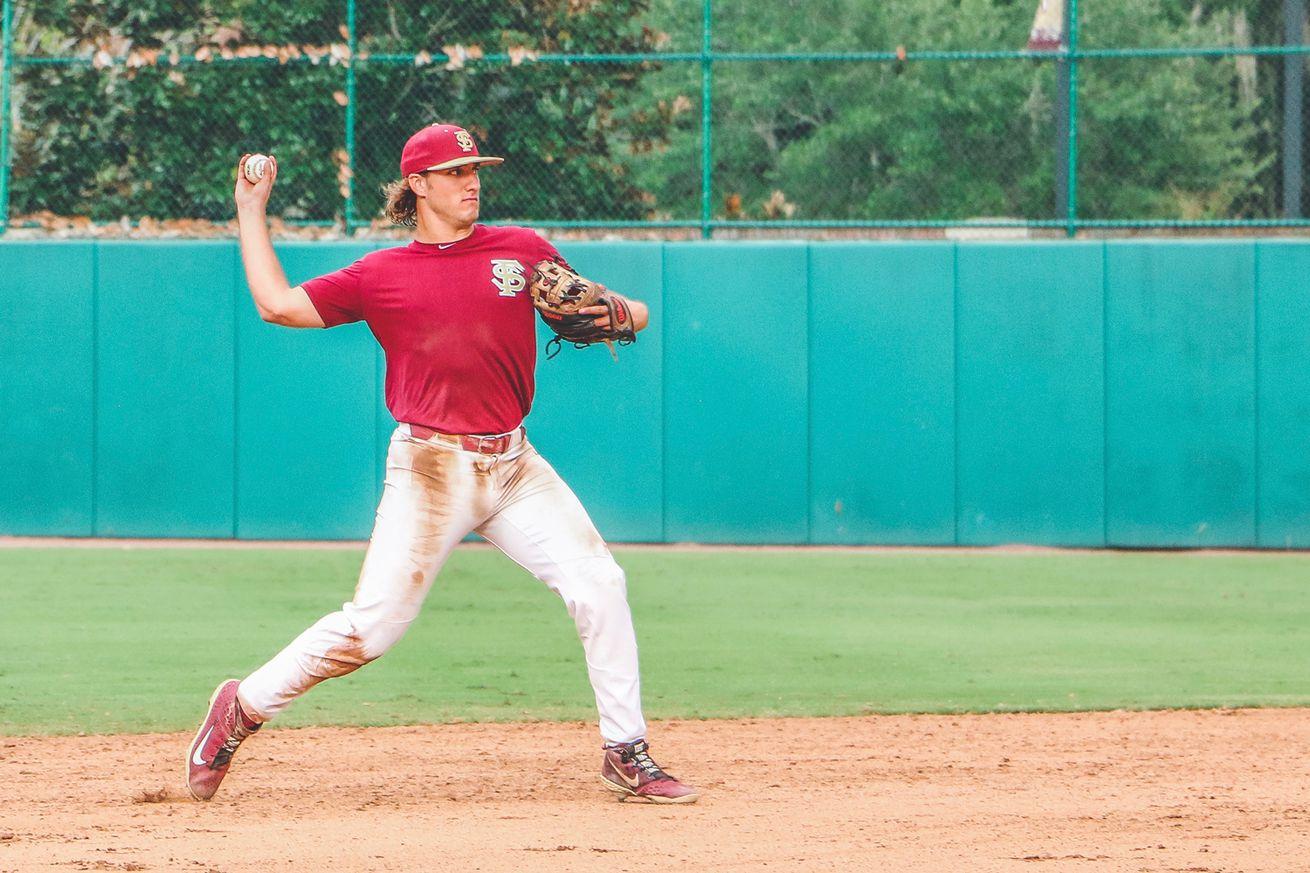 27 days till FSU baseball: Jackson Greene heads into spring as favorite to start at second